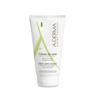 A-Derma Creme Hidratante c/ Leite Aveia Rhealba 150ml