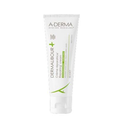 A-Derma Dermalibour+ Creme Reparador 50ml, acalma e favorece a reparação epidérmica das peles irritadas* e fragilizadas