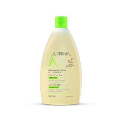 A-Derma Gel Duche Ultra-Rico 500ml PharmaScalabis
