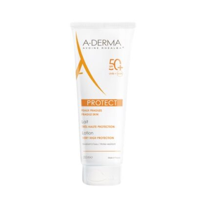A-Derma Protect Leite SPF50+ 250ml