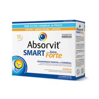 Absorvit Smart Extra Forte 20 Ampolas
