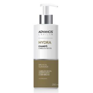 Advancis Capilar Champô Hydra 250mlfoi especialmente desenvolvido para cabelos danificados e sem brilho.