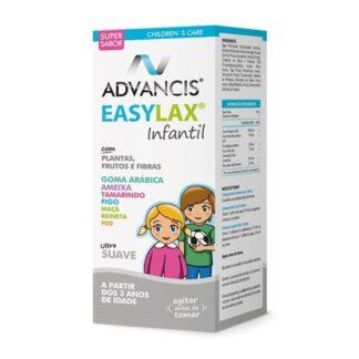 Advancis Easylax Infantil 150ml,suplemento alimentar. Com a finalidade de regulação do trânsito intestinal, bem como, equilibrar a flora intestinal.