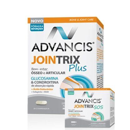 Advancis Jointrix Plus 30 comprimidos - Pharma Scalabis
