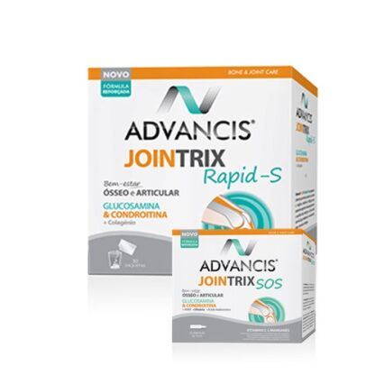 Advancis Jointrix Rapid-S 30 Saquetas - Pharma Scalabis