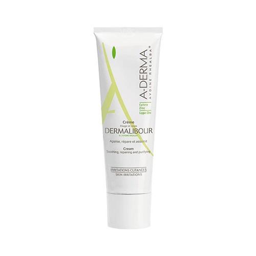 A-Derma Dermalibour Creme Reparador 100ml, acalma e favorece a reparação epidérmica das peles irritadas* e fragilizadas