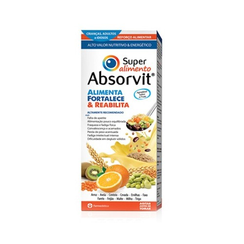 Absorvit Super Alimento 200ml - Pharma Scalabis