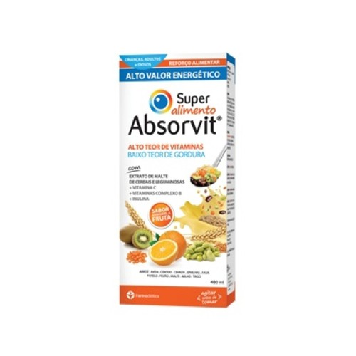 Absorvit Super Alimento 480ml - Pharma Scalabis