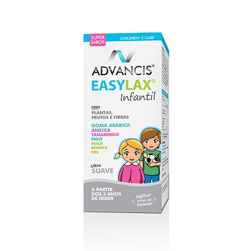 Advancis Easylax Infantil 150ml - Pharma Scalabis
