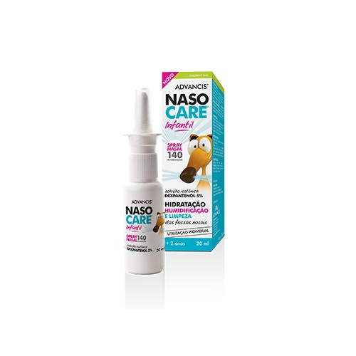 Advancis Nasocare Infantil 20ml - Pharma Scalabis