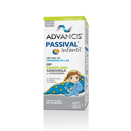Advancis Passival Infantil 150 ml - Pharma Scalabis