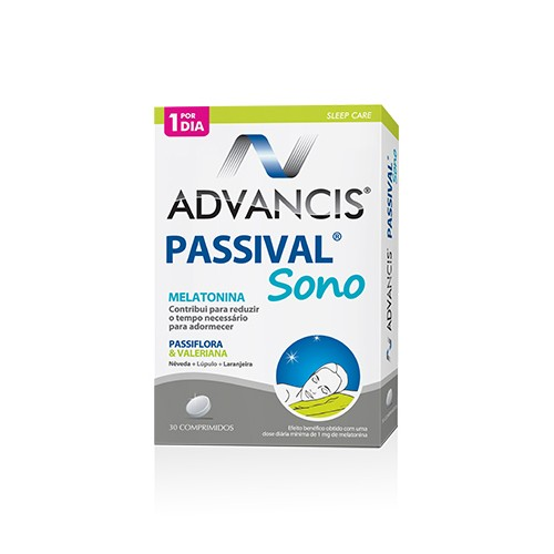 Advancis Passmel Frasco Conta-Gotas de 30 ml - Pharma Scalabis