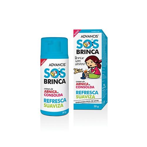 Advancis SOS Brinca Creme 30 gr - Pharma Scalabis