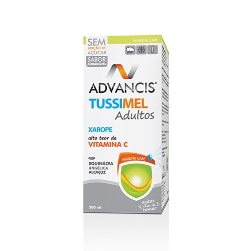 Advancis Tussimel Adultos 200ml - Pharma Scalabis