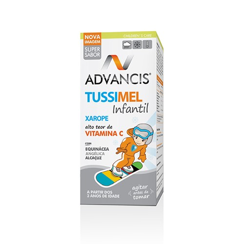 Advancis Tussimel Infantil 100ml - Pharma Scalabis