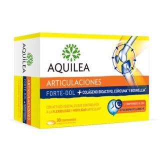 Aquilea Articulações Fortes 30 Comprimidos suplementos alimentar com ativos vegetais que contribuem para o conforto das articulações.