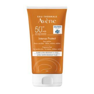 Avène Intense Protect 50+ 150ml o novo protetor solar de espetro ultralargo que cumpre os mais elevados padrões de cuidados com a pele