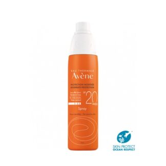 Avene Solar Spray Spf 20 200ml