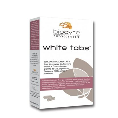 Biocyte White 60 Comprimidos