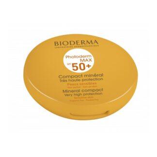 Bioderma Photoderm Compact Dorée 10gr, ótimafotoproteçãoUVA/UVB,oferece ainda uma proteção interna eficaz ereforça os mecanismos naturais de defesa da pele.