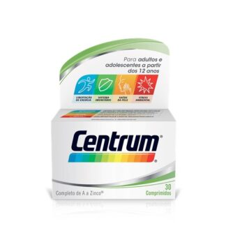 CentrumMultivitamínica 30 Comprimido