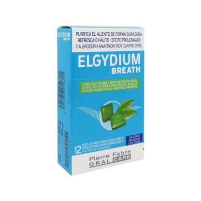 Elgydium Breath 12 Pastilhas - Refresca o Hálito