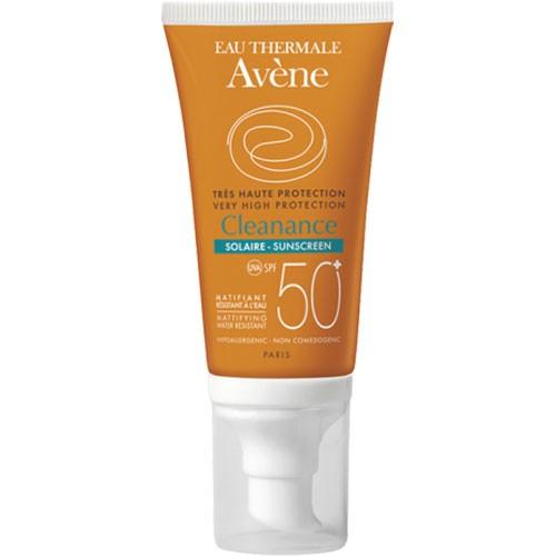 Protetor solar para peles com tendência ao acne, com SPF 50+