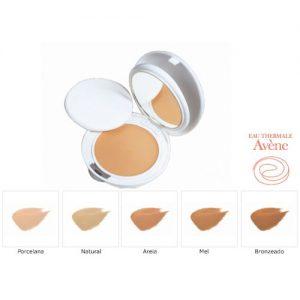 Maquilhagem corretora para pele oleosa, com SPF30