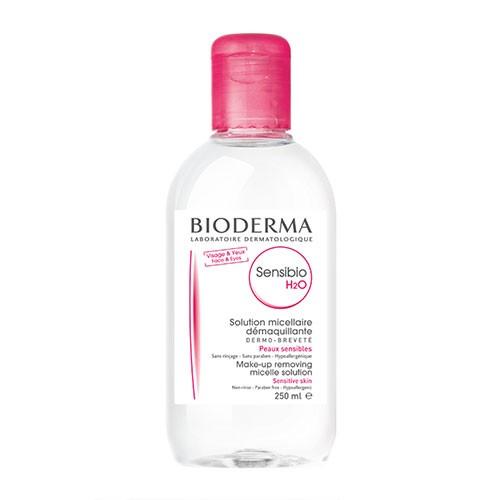 Bioderma Sensibio H2O Água Micelar 250ml - Pharma Scalabis