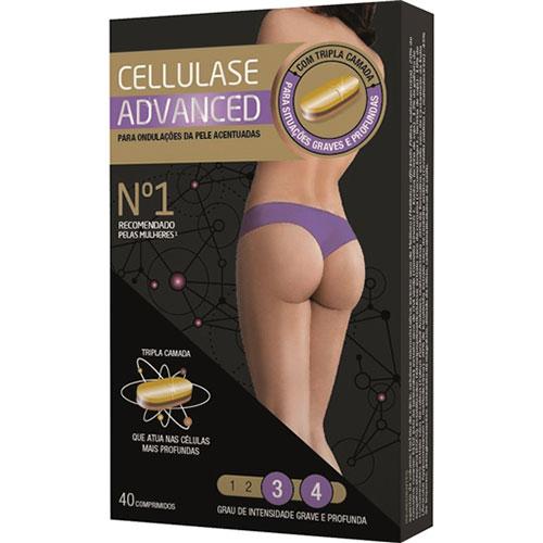 Cellulase Advanced Cápsulas