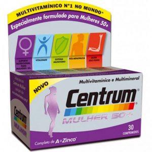 centrum-mulher-50-30-comprimidos