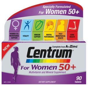 centrum-mulher-50-90-comprimidos