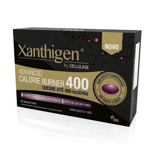 Xanthigen Advanced Queima Calorias 90 Cápsulas