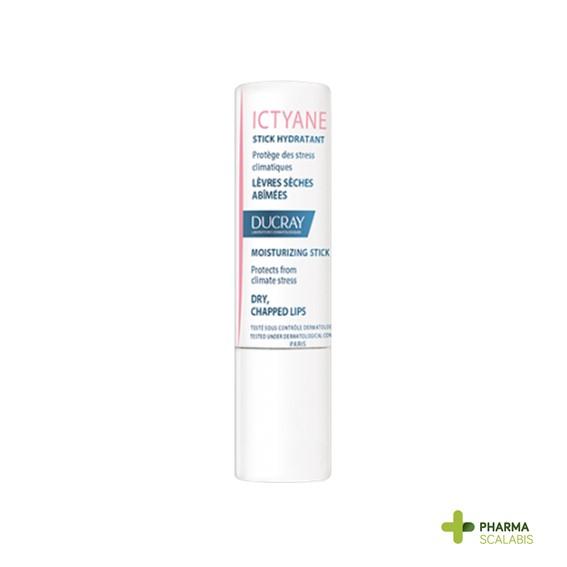 Ducray Ictyane Stick Labial Hidratante 3gr