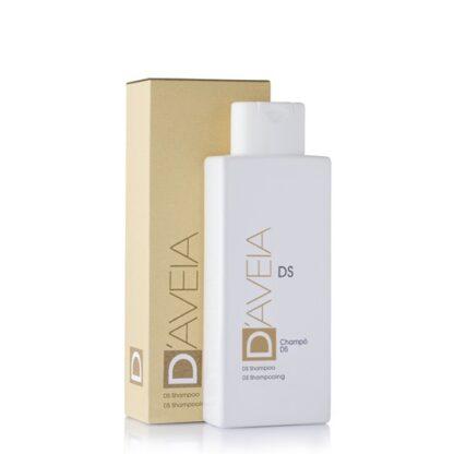 D-Aveia Champô Seborregulador DS 200ml, champô com ação seborreguladora, queratolítica e anti-irritante que elimina a descamação e diminui a oleosidade do couro cabeludo