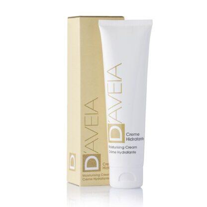D-Aveia Creme Hidratante Rosto 100ml, creme especificamente desenvolvido para o rosto e zonas restritas do corpo, nomeadamente, mãos.