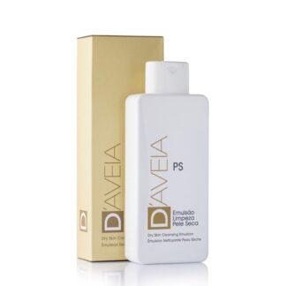 D-Aveia Emulsão de Limpeza PS 500ml, emulsão de limpeza constituída por Aveia Coloidal, com reconhecidas propriedades hidratantes, emolientes, protetoras, suavizantes e antioxidantes.