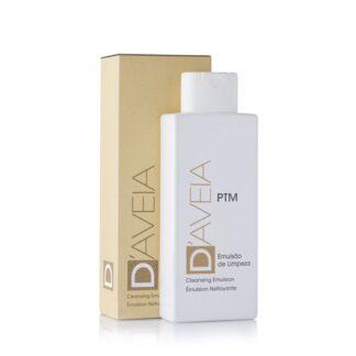 D-Aveia Emulsão de Limpeza PTM 200ml com reconhecidas propriedades hidratantes, protetoras, suavizantes e calmantes