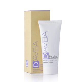 D-Aveia Gel Íntimo Lubrificante 30ml, gel Creme lubrificante anti-aging com ação hidratante, lubrificante e Anti-Aging na zona íntima externa