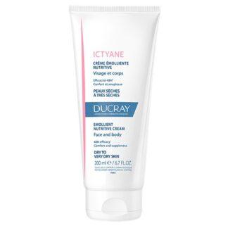 Ducray Ictyane Creme Corpo 200ml ceme hidratante Ducray para a hidratação diária