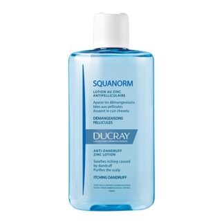 Ducray Squanorm Loção Anticaspa Zinco 200ml, em associação ou após utilização de champôs anticaspa