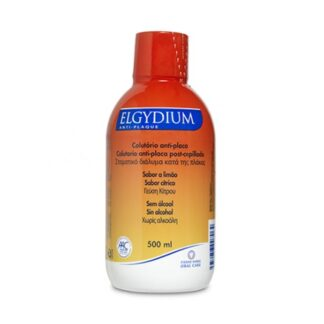 Elgydium Colutório Anti-Placa 500ml