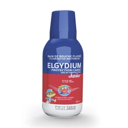 Elgydium Colutório Junior 500ml