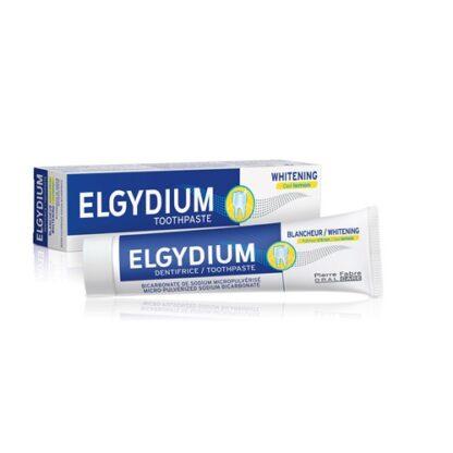 Elgydium Pasta Branqueador Cool Lemon 75ml