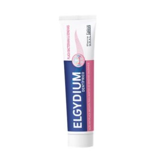 Elgydium Pasta Placa Bacteriana e Gengivas 75ml