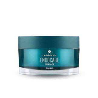 Endocare Creme Tensor Regenerador Refirmante 50ml creme ligeiro, de textura rica e aveludada, formulado com 6% de SCA®,