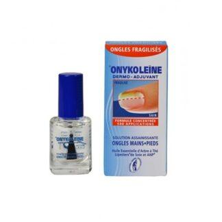 Onykoleine Reparador Unhas Fragilizada 10mlsolução purificante ONYKOLEÏNE® tem uma ação completa na unha fragilizada: restrutura, fortifica e protege a unha, promovendo um ambiente hostil à formação de fungos