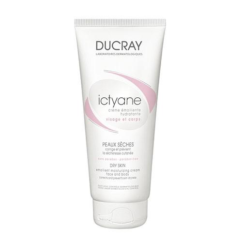 Ducray Ictyane Creme Corpo 200ml
