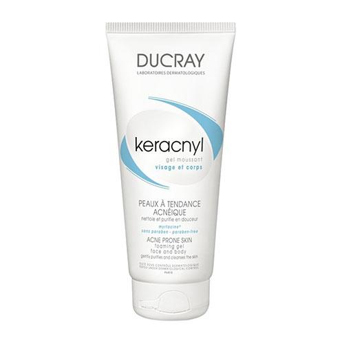 Ducray Keracnyl Gel Espuma 200ml