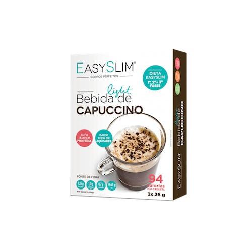 Easyslim Bebida de Capuccino 3x26gr - Pharma Scalabis